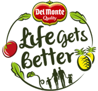 Del Monte Life Gets Better logo