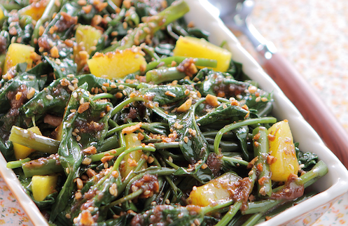 4 Local Side-Dishes Made Better with Pineapple