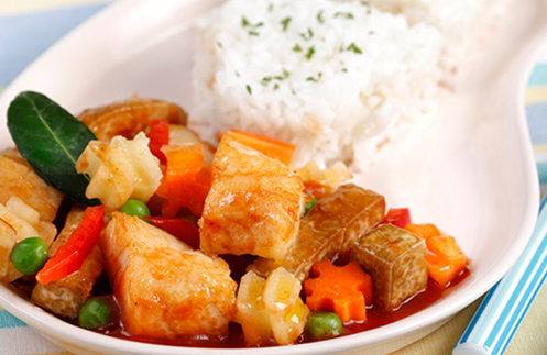 del monte kitchenomics filipino dishes made healthier fish tokwa menudo