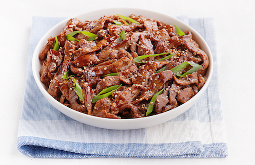 del monte kitchenomics quick and easy meals for the independent you beef bbq teriyaki