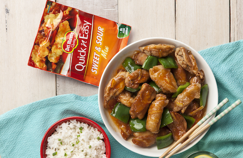 del monte kitchenomics quick and easy meals for the independent you orange chicken