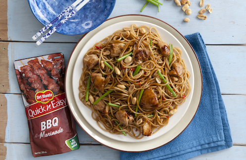 Quick and easy meals for the independent you lifegetsbetter ito ang true quick cooking the skills required are pretty basic just add del monte quick n easy bbq marinade to your sauted chicken then simmer before forumfinder Choice Image