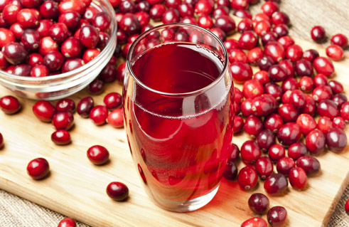 4 Reasons You Should Drink Cranberry Juice