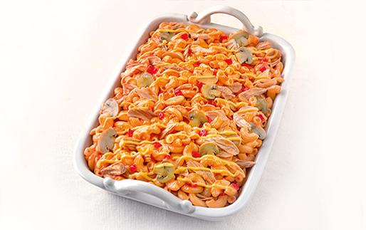 Try Spaghetti With Del Monte Creamy And Cheesy Spaghetti Sauce And Elbow Macaroni With Del Monte Filipino Style Spaghetti Sauce